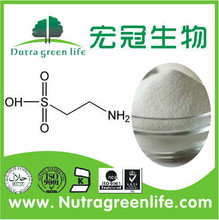 Taurine 99.5% for Food Grade prevent cardiovascular disease, improve memory fuction etc.