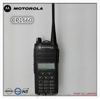 99channel motorola handheld walkie talkie CP1660 UHF VHF two way radio