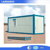 Sandwich Panel steel structure portable Container house