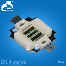 China suppliers 10 watt blue led diode