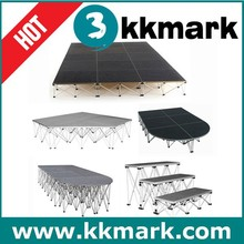 On Sale Portable Stage/Modular Staging Hot selling/Sample Stage