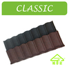 high quality stone sand coated metal roof sheet