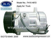 sanden bus air conditioning compressor