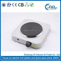 CB Certified Single Burner 110V 1000 Watt Best Cooking Hotplate