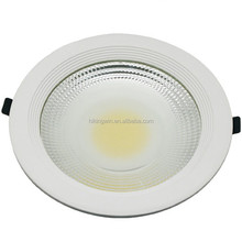 CE Daylight waterproof e27 reccessed dimmable Integrated ceiling light led down lights for home decoration
