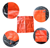 fire resistant tarpaulin for cover