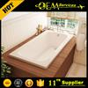 Professional OEM factory bathtub, acrylic transparent bathtub, folding portable bathtub
