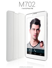 7 inch 3g built in android tablet pc with calling function