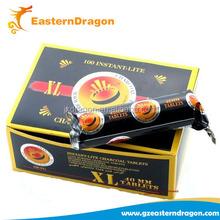 Electronic shisha charcoal