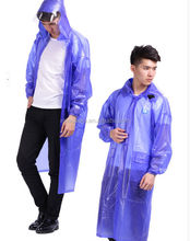 OEM fashion PVC rainsuit european style all cover raincoat high quality
