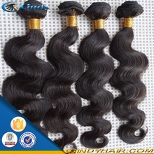 famous china hair products factory sell body wave 100g each bundle 8-40inch brazillian human hair weaving