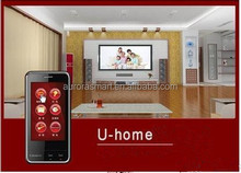 2015 New Design Wifi Smart Home Automation System
