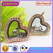 2015 hot new product alloy floating charms for floating glass locket #HYFL16