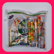 Fruit Roll Stick String Compressed Candy