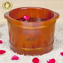 Sichuan Kangxi wooden foot bath , foot bath basin