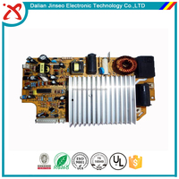 Induction cooker electronic circuit board kits pcb assembly