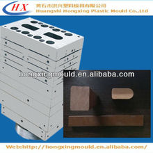 wpc extrusion tools for solid decking board