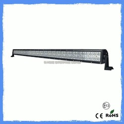 Top selling 240w waterproof 50 inch 4x4 car led offroad light bar ip67 top led light bar