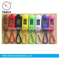 2015 Cheap keychain ring watch pocket watch digital nurse watch