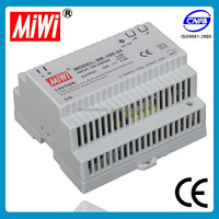 DR-100-12 100w 12v din rail power supply globally applicable Ac input power