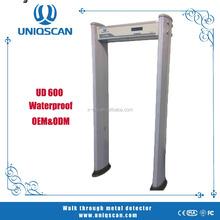 Factory price waterproof metal detector UD600
