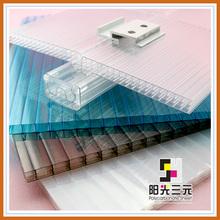 plastic raw material / U-lock system / polycarbonate sheet
