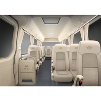 China new pure electric luxury / luxurious coach bus, battery powered, utility vehicle car, left and right hand drive, automatic