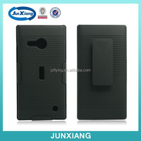 Hard PC Straw mats pattern back cover belt clip stand case for Nokia N735 Alibaba China