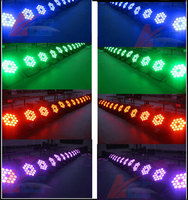 4 in1 mixing color 18 10w led par from guangzhou wholesale market