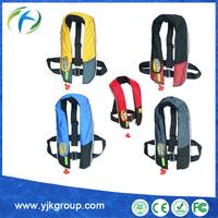 The automatic inflatable life jacket wholesale/personalized life jacket vest