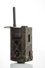 CE&RoHS Approval waterproof outdoor wireless night vision trail camera with 3g
