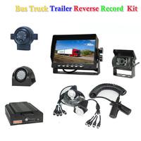 4CH 3G wifi gps car camera mobile dvr for shool bus