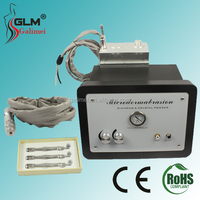 NEW!!! portable vacuum diamond microcrystal powder peel/crystal microdermabrasion segawe