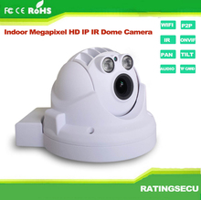 1MP 720p IR mini dome 1 megapixel poe wireless ip camera for home office bank bus and school