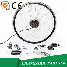electric bike spare parts, electric bike kits with electric motor