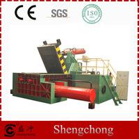 Shengchong Brand Y81-400A Series straw bale press machine metal packer