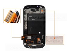 Original New Wholesale Lcd For Samsung Galaxy S3 I9300 Lcd,For Samsung Galaxy S3 I9300 LCD Screen Display,Accept Paypal