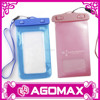 Outdoor sport PVC mobile phone pouch waterproof dry bag