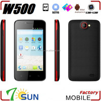 new w500 forme android mobile phone