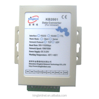 TTL/RS-232/RS-485 with 5V~12V converter wireless transmitter and receiver module KB2001-N, Buffer size 16k module