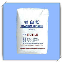 Factory supply highest rutile titanium dioxide (various of special use)