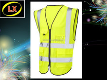 Hi-Vis High Visibility Executive Vest