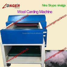Sheep Wool Carding,Cleaning,Combing Machine