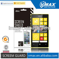 Liquid Ultra Clear screen protector covers for Nokia lumia 520 oem/odm (High Clear)