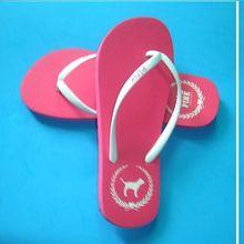 nueva caliente de verano playa zapatillas de pvc