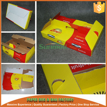health food packing box for Fruits / Vegetables