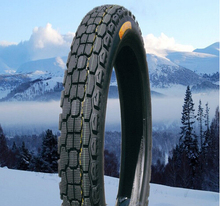 Size 3.00-18 motorcycle tyre with ISO9001 certification
