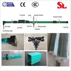 IP43 SOLER Manufacture Conductor Rail Insulator in High Quality