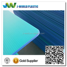 corrugated plastic corflute board sealed edges