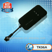 Reliable gps tracker manaufacturer TK06 tracker gps